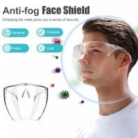 Face Shield Akrilik Pelindung Wajah Acrylic Faceshield Premium Artis