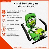 Kursi Bangku Jok Boncengan Bonceng Anak Motor Matic Bebek Cerropi