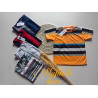 Baju Atasan Anak Laki-Laki | Kaos Anak Grosir Murah | 3 - 4 Tahun
