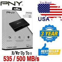 SSD 240GB PNY CS900 SATA III 6Gb/s + hdd caddy - non paket