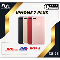 Iphone 7 Plus 128GB New Garansi 1 Tahun