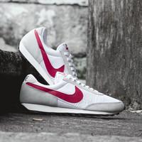Sepatu NIKE DAY BREAK WHITE RED Original 100%