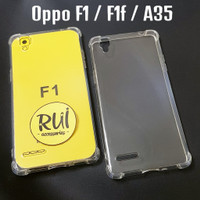 Anti Crack Oppo F1 / F1f / A35 / F1fw Case Anticrack Softcase