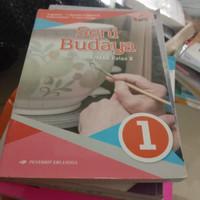buku seni budaya kelas 10 SMK erlangga