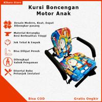 Kursi Bangku Jok Boncengan Bonceng Anak Motor Matic Bebek Doraemon