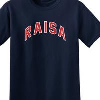 kaos t shirt kaos pria RAISA kaos keren bahan bagus warna stok lengkap