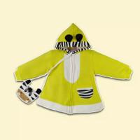 Jaket sweater baju panjang anak perempuan 1-3 tahun