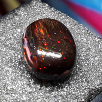 batu cincin kalimaya black opal sempur ruyung top jarong