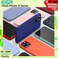 Case iPhone 12 Pro Max / 12 Mini / 12 Pro ESR Cloud Soft Case - iPhone 12 Pro, Merah