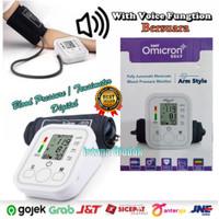 Tensimeter Digital Bukan Omron Alat Ukur Tensi Tekanan Darah - ZK-B869