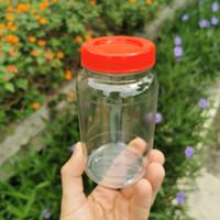 Botol Plastik/ Toples Sambal/ Botol Selai/ Toples Jar 300ml 300 ml Tut