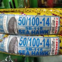 Ban luar swalow SEA HAWK ukuran Ring 14--50/100