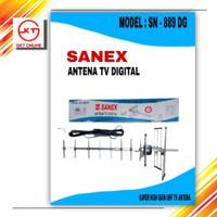 Antenna Digital Luar Outdoor TV Sanex / Antena TV Sanex 889 DG