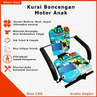 Kursi Bangku Jok Boncengan Bonceng Anak Motor Matic Bebek KaratkerTayo