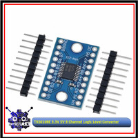 TXS0108E 3.3V 5V 8 Channel Logic Level Converter TTL Bi-Directional