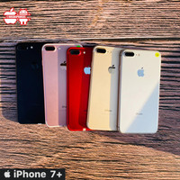 Apple iPhone 7 Plus 32GB 128GB Original Second Like New Fullset