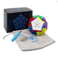 Rubik Megaminx DaYan Megaminx V2 M Magnetic Stickerless Megaminx V2M