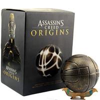 Assassins Creed Origins Apple of Eden Collector Edition Figure