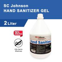 SC Johnson Anti Bacterial Gel Hand Sanitizer [2 L]