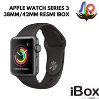 Apple Watch Series 3 - 38mm/42mm Resmi Ibox