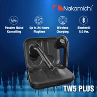 Nakamichi NEP-TW5 Wireless Earphone Black