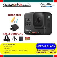 Gopro Hero8 Black Special Bundle - Hero 8 Bundle Original