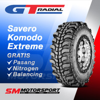 Ban Mobil GT Radial Savero Komodo Extreme 265/75 R16 16