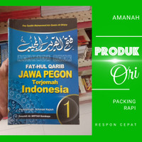 Kitab Fathul Qorib Qarib Makna Gandul Jawa Terjemah Indonesia Jilid 1