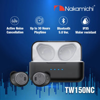 Nakamichi TW150NC Live Wireless Earphone ANC Bluetooth v5.0