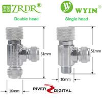 Aquascape Wyin Co2 Regulator / Needle Valve / Kran DIY