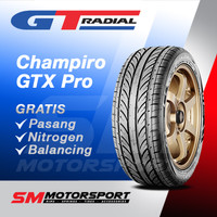 Ban Mobil GT Radial Champiro GTX Pro 205/45 R17 17