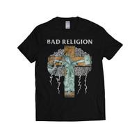 BAD RELIGION - 1991 TOUR | KAOS BAND | PUNK | T-SHIRT | GILDAN