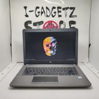 Laptop HP 245 G6 AMD A9 Radeon R5 RAM4GB HDD500GB Siap Pakai