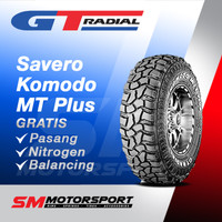 Ban Mobil GT Radial Savero Komodo MT Plus 33X10.50 R15 15