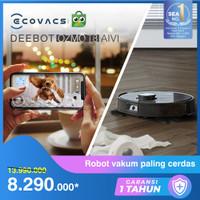 Ecovacs DEEBOT OZMO T8 AIVI Robot Vacuum Cleaner Vacum