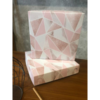 Box Kotak Hadiah 20 cm Packaging Hampers Bingkisan Baju Termurah