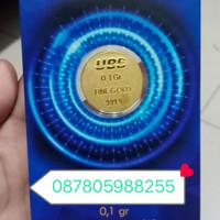 Angpao LM UBS 24K 0.1 gram