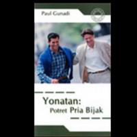 buku rohani murah pria YONATAN: POTRET PRIA BIJAK