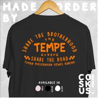T-shirt The Teman Perjuangan by Coiskius