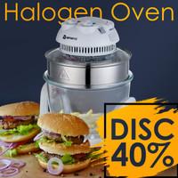 Halogen Oven Infinito - Termurah, Terbaik, dan Berkualitas