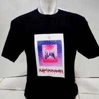 T-shirt Slank album kampungan sablon DTF kaos distro group band