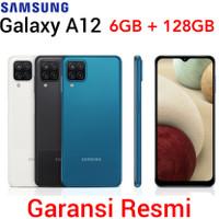 Samsung Galaxy A12 6/128 SEIN Garansi Resmi Indonesia