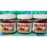 Nutella Spread 350 gram / Selai nutella Hazelnut Chocolate 350gr