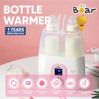 Bear Double Bottle Warmer / Penghangat Botol Susu Bayi