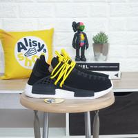 Adidas NMD Human Race Black Yellow - Premium Quality