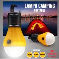 Lampu LED Lampu Emergency Cas Bohlam Multifungsi Lampu Gantung Outdoor - LAMPU TENDA -38