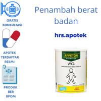 Appeton nutrition WG rasa vanila