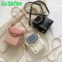 Tas Selempang Fashion Wanita Mini Import Model Terbaru Kekinian [SL56]
