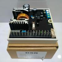AVR Genset / Generator tipe DSR Mecc Alte bergaransi