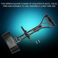 Quiver Compound Bow Portable 6 arrow Quiver Hunting Bahan Plastik Impo